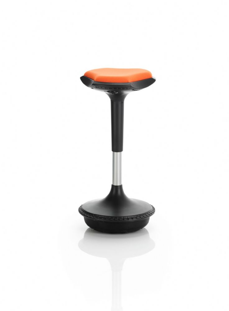 Sitall Ergonomic Stool Excellent Posture Gas lift Height Adj Multiple Controls Choice of Colours